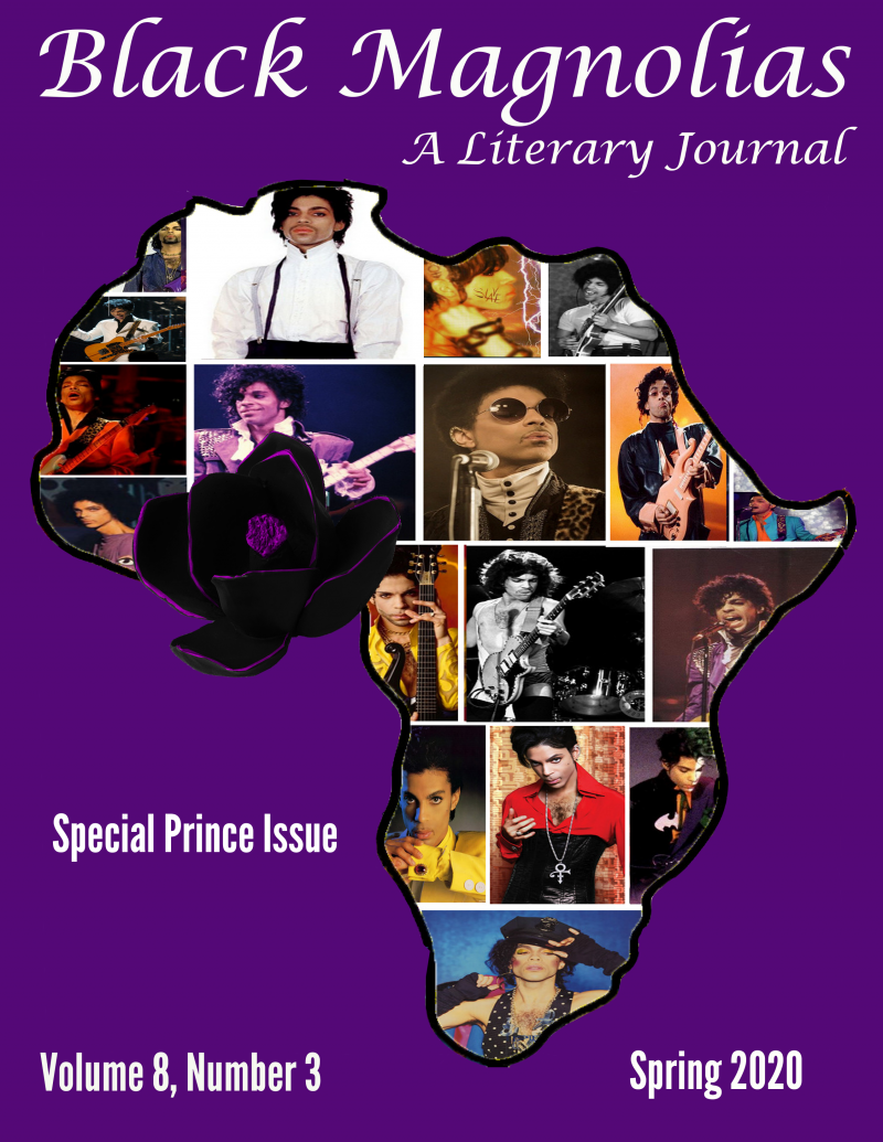 Black Magnolias Literary Journal Special Prince Edition